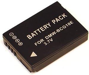 Panasonic Lumix DMC-ZS8 Digital Camera Battery - Premium DMW-BCG10 Battery