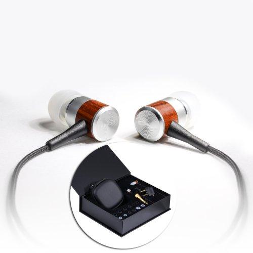 CSL 920 LE In Ear Kopfhörer Sonderedition | Noise Reduction Design | Knickschutz | inkl. Geschenkbox und umfangreiches Zubehör
