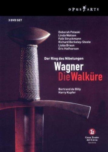 La Valquiria (Gran Teatre Del Liceu) - Wagner - DVD