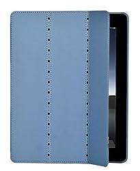 X-Doria Smart Style Case for New iPad / iPad 2 (Blue)
