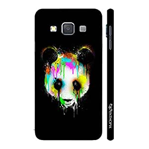 Enthopia Designer Hardshell Case Dripping Panda Back Cover for Samsung Galaxy A3 2015