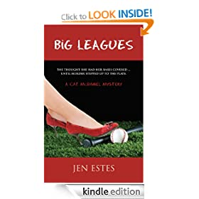 Big Leagues (A Cat McDaniel Mystery )