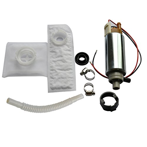 CUSTOM New Electric Fuel Pump With Installation Kit Fit Dodge E7049 (Fuel Pump 2000 Dodge Durango compare prices)