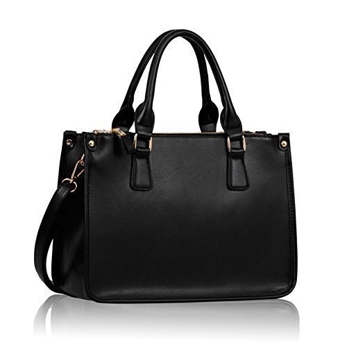 Womens Beautiful Stylish Designer Faux Leather Tote HandBags
