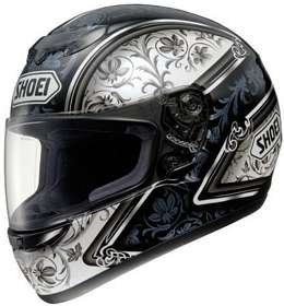 SHOEI TZR TZ-R VOGUE TC5 SIZE:XSM MOTORCYCLE Full-Face-Helmet