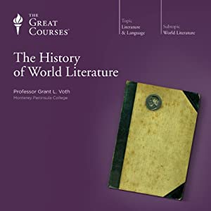 The History of World Literature | [The Great Courses]