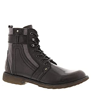 Bed Stu Men's System Engineer Boot,Black,8.5 M US