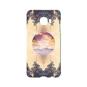 BLUEDIO Designer Printed Back case cover for Samsung Galaxy C7 - G3061