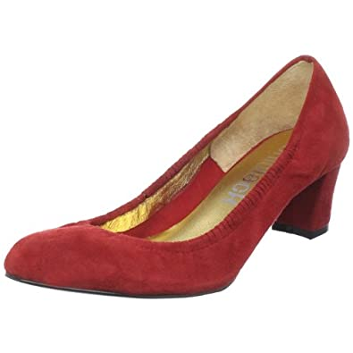 daniblack Women's Cooper Pump,Intense Rouge,8.5 M US