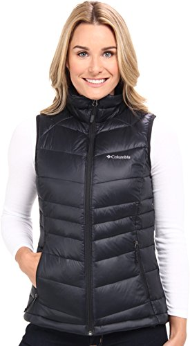 Columbia Women's Gold 650 Turbodown Radial Vest