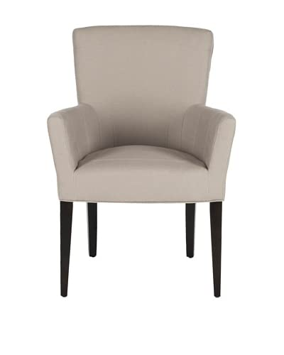 Safavieh Dale Arm Chair, Taupe
