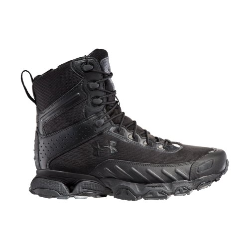 Under Armour Men's Valsetz Side Zip Tactical Boots