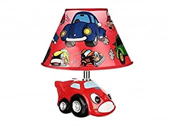 lampe de chevet pour chambre pour enfant dessin anim cars luminaires et eclairage. Black Bedroom Furniture Sets. Home Design Ideas