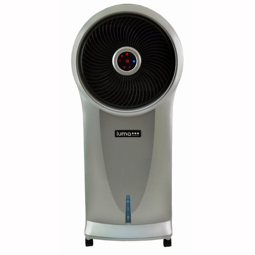 New Luma Comfort EC110S Portable Evaporative Cooler with 250 Square Foot Cooling, 500 CFM