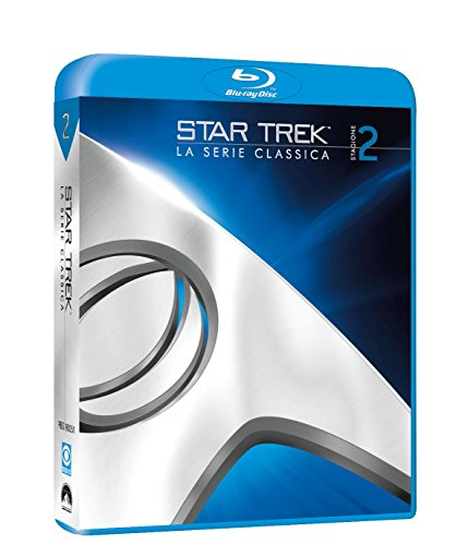 Star Trek - La serie classica Stagione 02 [Blu-ray] [IT Import]