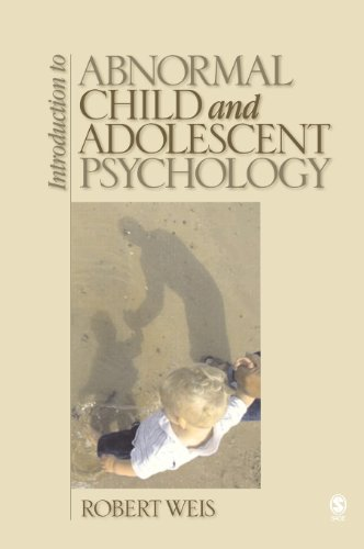 Introduction To Abnormal Child And Adolescent Psychology front-17692