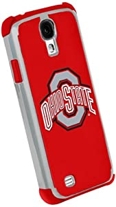 Forever Collectibles NCAA Ohio State Buckeyes Dual Hybrid Hard Samsung Galaxy S4 Case