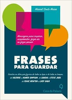 Frases Para Guardar (Em Portugues do Brasil) (Portuguese Brazilian