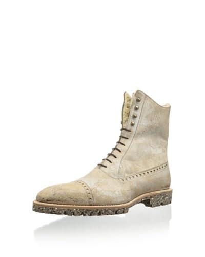 Carlos Santos Men's Fafe Natural Calf Skin Boot