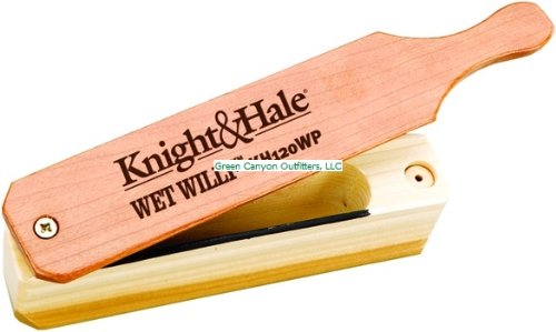 Knight and Hale Wet Willy Turkey Call (Box Call)
