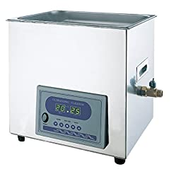 YJ 10L Dental Ultrasonic Cleaner YJ-5200DT with Timer and Heater 110V