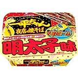 明星 一平ちゃん夜店の焼そば 明太子味1ケース(12×1)