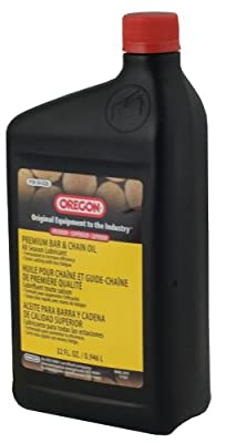 Oregon 54-026 Chain Saw Bar And Chain Oil - Quart