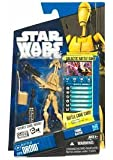 STAR WARS THE CLONE WARS BATTLE DROID (CW19) ACTION FIGURE