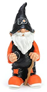 NHL Philadelphia Flyers Garden Gnome