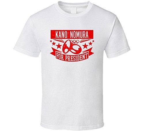 kano-nomura-for-president-japan-field-hockey-t-shirt-xlarge