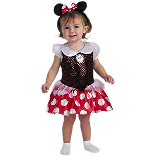 Baby Minnie Mouse Costume (Size: 12-18 Months)
