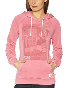 O'Neill Backflip Sweatshirt femme Camellia Red FR : 40 (Taille Fabricant : L)