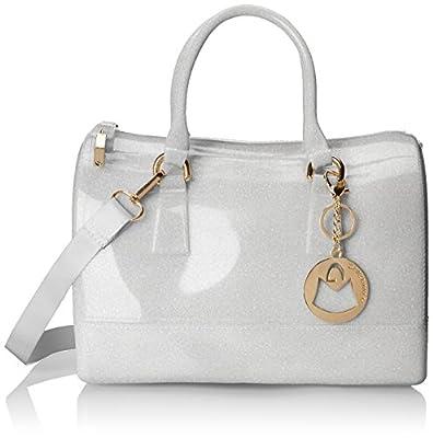 MG Collection Hannah Doctors Top Handle Candy Handbag