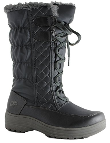 Totes Womens Cam Snow Boot (Available in Medium and Wide