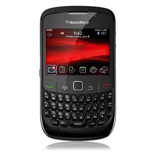 Blackberry Gemini 8520 Unlocked Phone with 2 MP Camera, Bluetooth, Wi-Fi--International Version