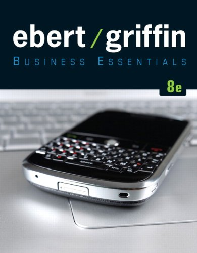 Business Essentials (8th Edition)