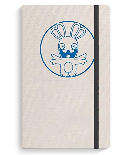Lapins Crétins - Carnets - tome 2 - Lapin Crétins carnet vitruve