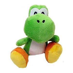 Amazon.com: Nintendo Yoshi Plush Doll 6 inch: Toys & Games
