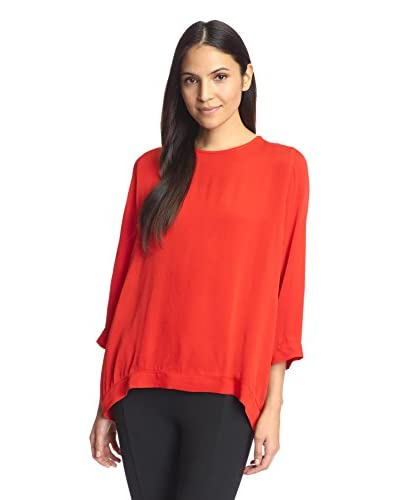 Beatrice B Women's High-Low Top  [Red]