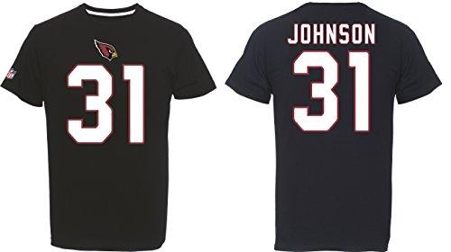 nfl-football-t-shirt-arizona-cardinals-david-johnson-31-in-large-l