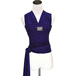 Happy Wrap Organic Baby Carrier, Sapphire