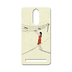 BLUEDIO Designer Printed Back case cover for Lenovo K5 Note - G0285