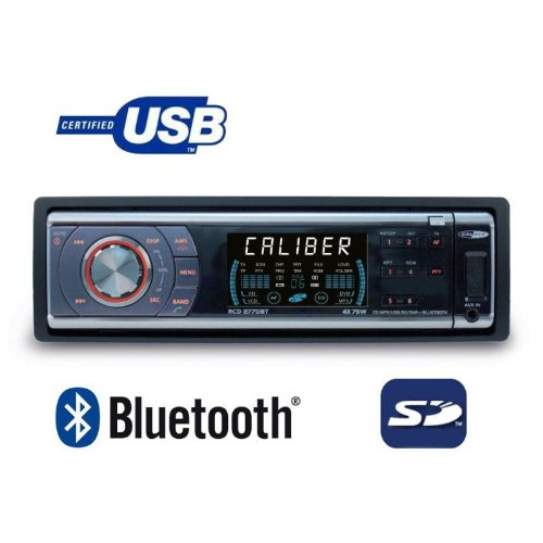 Caliber Rcd277Dbt Cd-Tuner