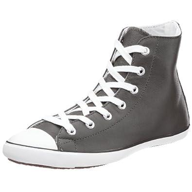 Converse AS Light Leather High HI GRAU 507233 Grösse: 43