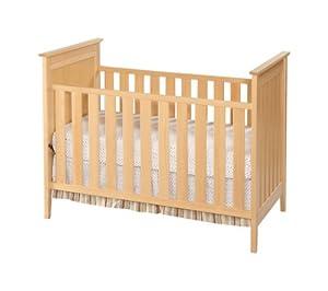 Simmons Melody 3 in 1 Crib, Natural