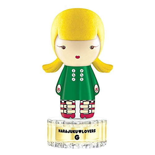 Harajuku Lovers Wicked Style G per Donne di Gwen Stefani - 10 ml Eau de Toilette Spray