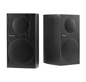 Pioneer SP-BS41-LR 130 Watt RMS 2-Way Speakers (Pair) (Discontinued by Manufacturer)