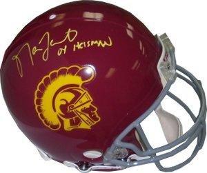 Signed Matt Leinart Helmet - USC Trojans Authentic 04Heisman Hologram - Autographed... by Sports+Memorabilia