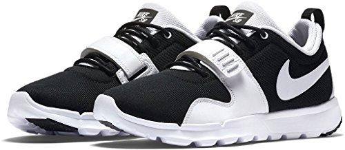 Nike TRAINERENDOR mens skateboarding-shoes 616575-011_8 - BLACK/WHITE