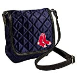 MLB Boston Red Sox Quilted Purse, Navy
